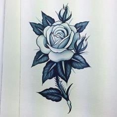 Good! Rose! Tattoo ideas!