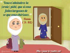 #amour #robe #Saint #coran #piété #chérissez #Islam