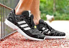 adidas ZX Flux Weave - Black - Onyx - SneakerNews.com