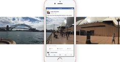 360° Photos auf Facebook sind beliebt, wenn auch einzelne Details noch in den Kinderschuhen stecken. Ein grosser Wunsch der Community wurde nun aber von Facebook umgesetzt und befindet sich im Rollout, wie eine Mitarbeiterin von Facebook in der 360 Community mitteilt. Neu kann der Startpunkt des 360