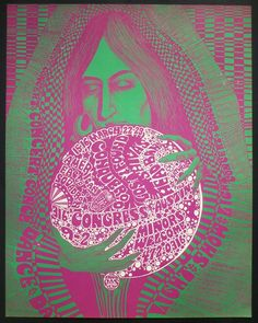 Vulcan Gas VG 17 Conqueroo Lost  Found 1968 Concert Poster - Click this image to join the Texas Psych Group. Now on Facebook! Around since 1998!