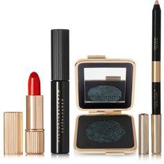 Victoria Beckham Estée Lauder Paris Kit (2,775 MXN) ❤ liked on Polyvore featuring beauty products, makeup, eye makeup, beauty, cosmetics, estée lauder, eye pencil makeup, estee lauder eye makeup, estee lauder cosmetics and estee lauder makeup