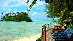 Muri Beach Resort, Rarotonga, Cook Islands