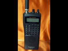 VINTAGE RADIO SHACK PRO 94 POLICE AVIATION FIRE AND EMERGENCY ...