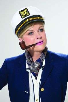 Amy Poehler, ladies and gentlemen