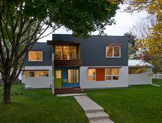 EcoDEEP HAUS - High Performance, Sustainable Modern Home - EcoDEEP