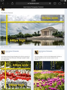 Facebook Photos Size Guide: Dimensions & Types (2014 Edition) photoPNG  Great Article, Highly Recommend Reading & Repinning this one!