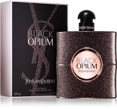 Black Opium Eau de Parfum by Yves Saint Laurent, warm, spicy and distinctive, ideal for a special evening. Coffee Aroma, Orange Blossom, Parfum Spray, Fragrances, Yves Saint Laurent, Spicy, Perfume Bottles, Warm