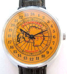 Russian WATCH  Antarctic   system 24 hours | Jewelry & Watches, Watches, Parts & Accessories, Wristwatches | eBay!