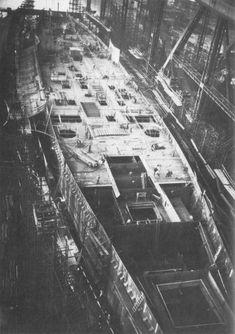 Bismarck under Construction