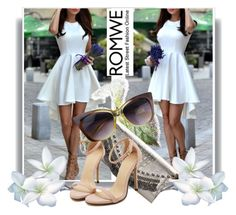 """""""Romwe 3"""" by danijela-3 ❤ liked on Polyvore featuring women's clothing, women, female, woman, misses and juniors"""