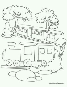 Printable Tractor Coloring Page Free PDF Download At Coloringcafe Pages