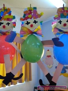 Balondan Palyaço - Önce Okul Öncesi Ekibi Forum Sitesi - Biz Bu İşi Biliyoruz