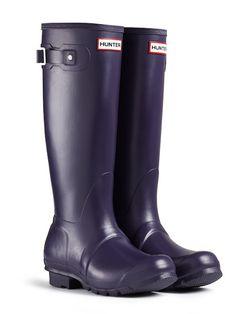 Tall Rain Boots | Original Tall Boots | Hunter Boot US