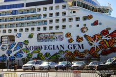 Travel Shop Girl Blog: Norwegian Gem | Norwegian Cruise Line Tour Did a 10 day sailing out of NYC in Feb. '12 it was a great cruise and awesome ship.