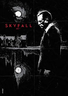 Skyfall By Daniel Norris - @DanKNorris on Twitter by Daniel Norris, via Flickr