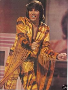 Bobby Sherman/Oh! How I remember this outfit... ? Great blast from the past.. I know you remember this...?