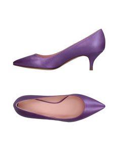 FAUZIAN JEUNESSE Women's Pump Purple 9.5 US