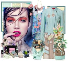 """""""Mix and Match Spring Pastels!!!"""" by thilika on Polyvore"""