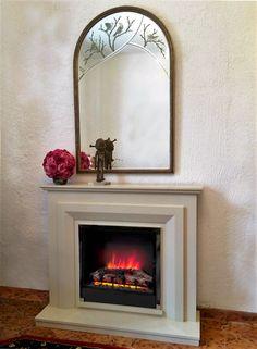 Fausse cheminée décorative!
