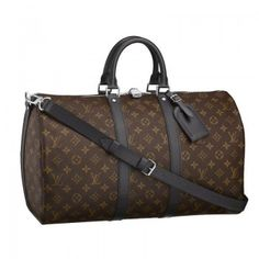 Louis Vuitton Keepall 45 M56711 mit Schultergurt Louis Vuitton Herren Reise Taschen