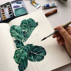 watercolor leaves watercolor leaves Related posts:Displaying Photos Outside The Frame This would be great in a living room. Illustration Blume, Watercolor Illustration, Landscape Illustration, Watercolor Leaves, Watercolor Paintings, Watercolors, Art Sketches, Art Drawings, Guache