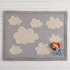 Take a look at our range of pure wool children's rugs at Great Little Trading Co. We have a great selection to suit your kid's bedroom, playroom or nursery. Toy Story Nursery, Toy Story Bedroom, Kids Bedroom, Sky Nursery, New Home Essentials, Little Boys Rooms, Childrens Rugs, Star Rug, Kid Bedrooms