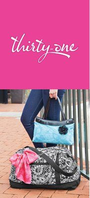 Thirty One awesome Products for all sorts of uses:)