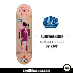 alien workshop dekki