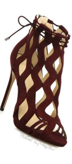 Trendy High Heels For Ladies : Regilla ⚜ Una Fiorentina in California Pumps, Stilettos, High Heels, Sexy Heels, Dream Shoes, Crazy Shoes, Me Too Shoes, Pretty Shoes, Beautiful Shoes