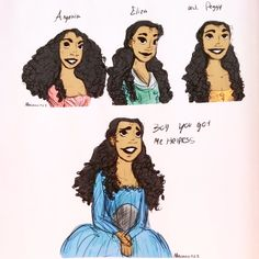 """Alysha Deslorieux on Twitter: """"my first & FAVE fanart! Lysh as all the…"""