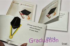 snappopup: Pop up card: Happy graduation