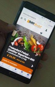 Day Market, e-commerce web responsive