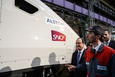 Siemens and Alstom Will Merge Rail Operations Into Global Giant