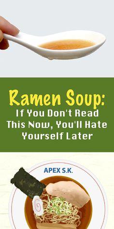 Chicken Broth Recipes, Ramen Noodle Recipes, Soup Recipes, Ramen Noodles, Asain Noodles, Cooking Recipes, Homemade Ramen Broth, Homemade Soup, Essen