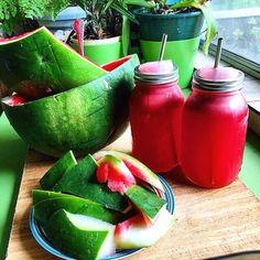 This looks so perrrrrrfect! Watermelon slushy straight from the melon!! #cleaneating #dessert #delicious #eatrealfood #fit #supermodel #fruit #glutenfree #healthy #love #nutrition #organic #paleo #plantbased #rawvegan #smoothie #vegan #superfood #fitnessmodel #veganfoodshare #veganathlete #vegansofig #kitchenbowl #healthtreatsfeature #bestofvegan #petitejoys #livethelittlethings #watermelon #tropical