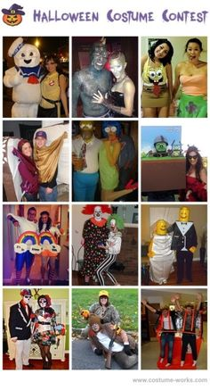 Halloween Costumes for Couples by Eilee M