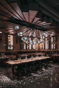 68 New Ideas design restaurant bar hong kong Restaurant Interior Design, Home Interior, Luxury Interior, Interior Decorating, Scandinavian Interior, Contemporary Interior, Interior Ideas, Decorating Ideas, Commercial Design