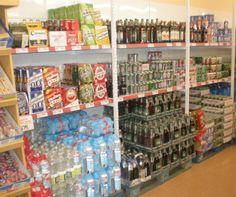 Más de nuestras soluciones de mobiliario comercial para tiendas de alimentación horas en http://jucabe.es/