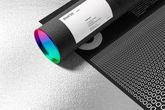 Mikron Branding by Radmir Volk – Inspiration Grid | Design Inspiration #branding #identity #graphicdesign #design #print #printdesign #designinspiration #inspirationgrid