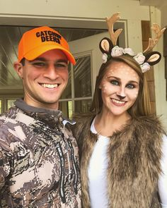 Last-minute couples, listen up! If you're late to the Halloween 2019 costume game, don't opt for store-bought. Almost every adult owns a clothing item that can Easy Couple Halloween Costumes, Halloween 2019, Fall Halloween, Happy Halloween, Couple Costumes, Last Minute Couples Costumes, Game Costumes, Costume Ideas, Clothing Items