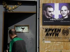 Golden Dawn: Greek far-right party's headquarters attacked with sledgehammers  Ultra-nationalists say they will not be discouraged by violence