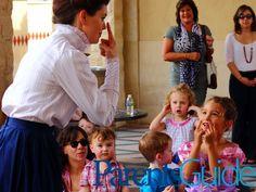 Story Time Corner by Nannies & Housekeepers at Tivoli Village in Las Vegas