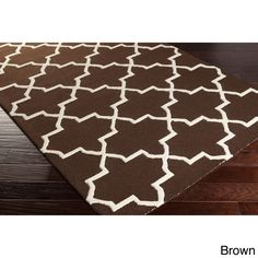 Surya Hand-Tufted Clay Moroccan Tiled Rug