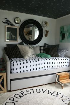 91 Best Ds Room Inspiration Images Child Room Kids Room Boy Rooms - Kids-room-decorating-ideas-from-corazzin