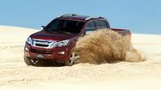 The ever impressive Isuzu Ute, full of surprise. Ute, Offroad, Motors, Off Road, Motorcycles
