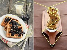 Great tips on food styling and photography.