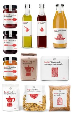 LaViti branding and packaging by Enric Aguilera Asociados » Retail Design Blog