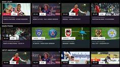 Streaming-Dienst DAZN: Das Netflix für Fußball gibt es jetzt auch in Deutschland - http://ift.tt/2aLHnfY