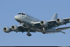 Japanese Navy's upcoming maritime patrol aircraft which is under development as a replacement for the Lockheed P-3C Orion.This #5502 is number 2 of total two aircraft at present time.